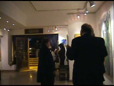 Al Mashrabia Art Gallery Opening Cairo 2009