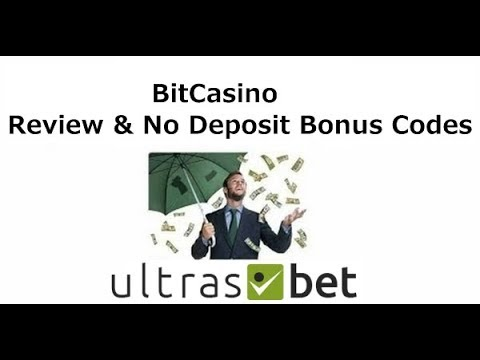 BitCasino Review & No Deposit Bonus Codes 2019