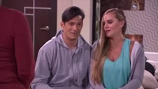 3 Familias (T4) - CAP 161 - Genaro consuela a Doña Gioco
