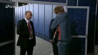Belgique vs Irlande Marouane Fellaini arrêté à l'entrée par les vigils 18/06 Euro 2016