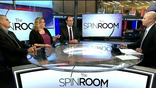 The Spin Room Panel:  Anger over Palestinian Flags at Tel Aviv Protest