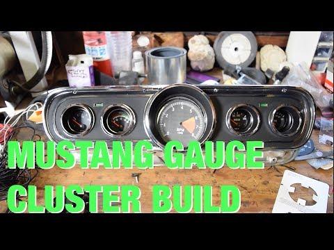 PoF // Ep 13 - Mustang Custom Gauge Cluster Build