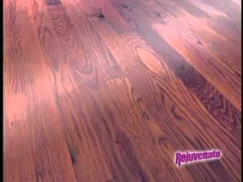 Rejuvenate Floor Restorer Youtube
