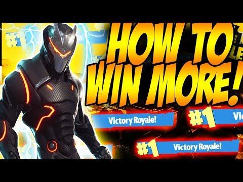 BEST FORTNITE CONSOLE TIPS TO WIN MORE SOLO GAMES! | Season 4 Console Tips & Tricks