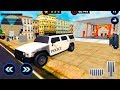 Police Car Wash Servic: Gas Station Parking Games (by Wacky Studios) Android Gameplay Trailer