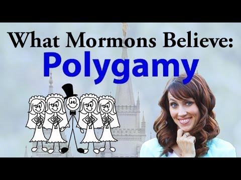 What Mormons Believe: Polygamy - YouTube