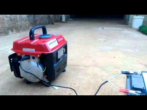 616f59aa4b7 Gerador de energia Tekna - YouTube