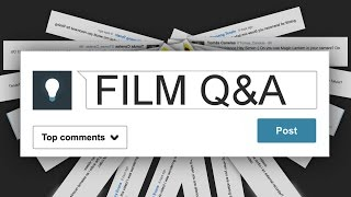 Filmmaking Q&A