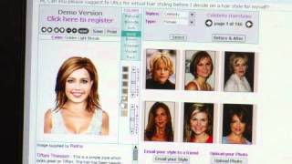 How to Create/Use a Online Virtual Haircut