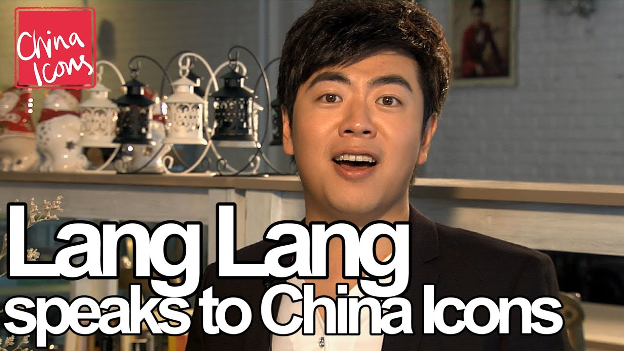 Star concert pianist Lang Lang's revealing interview | A China Icons Video