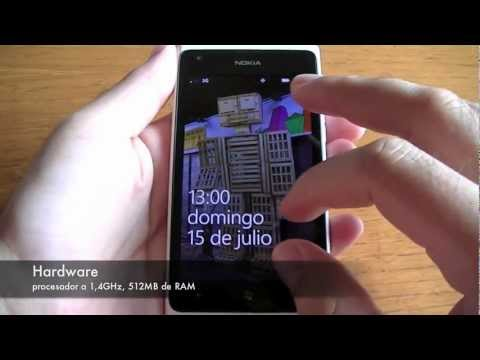 Nokia Lumia 900 review (en español)