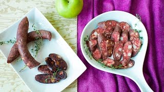How to Make Blood Sausage