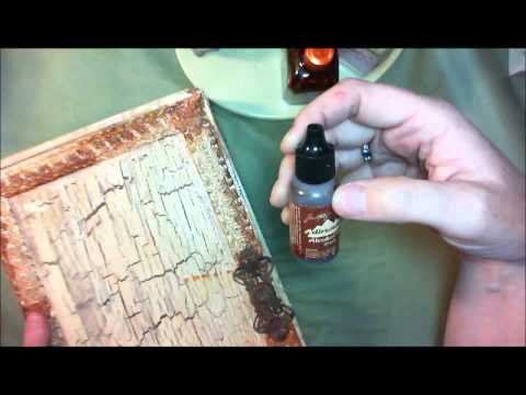 Cigarbox Apothecary Cabinet Part 1