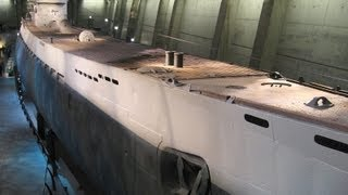 U-505 Captured Nazi WWII Submarine