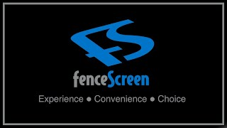 FenceScreen - The Leader in Privacy Fence Screen, Banners & Slats