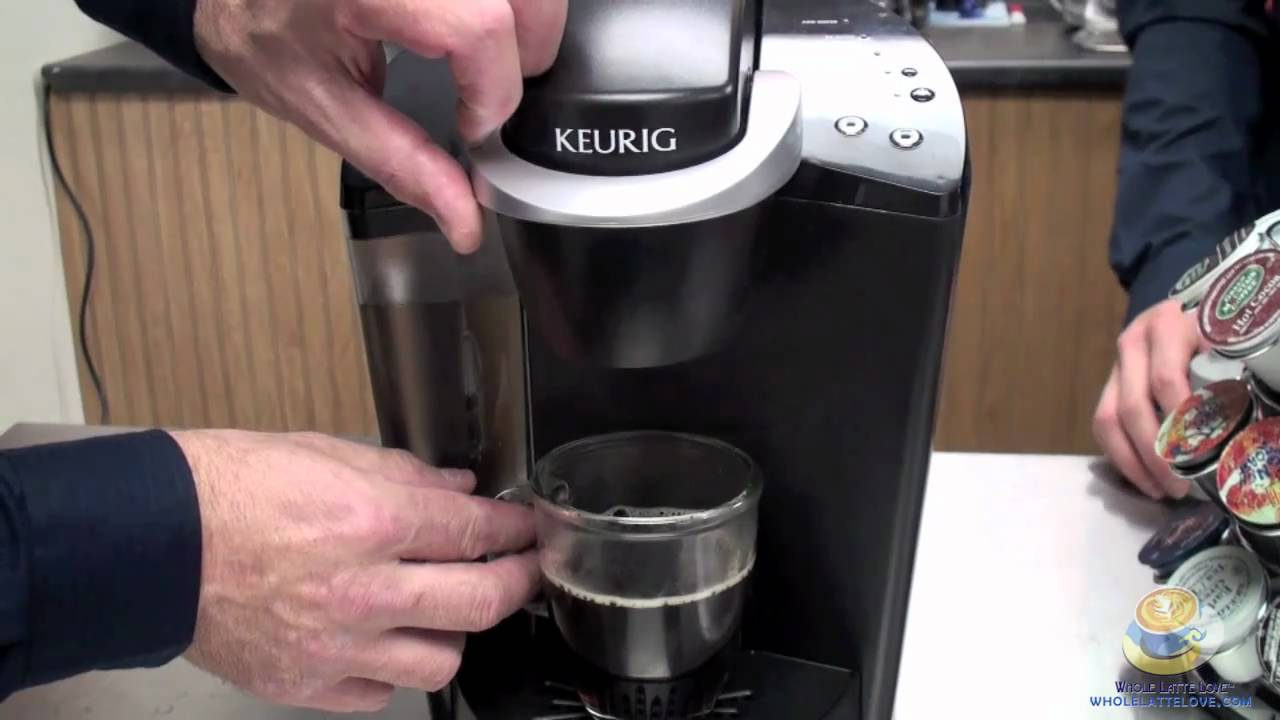 keurig b40 single serve k cup brewer youtube rh youtube com keurig manual b40 Keurig Elite B40