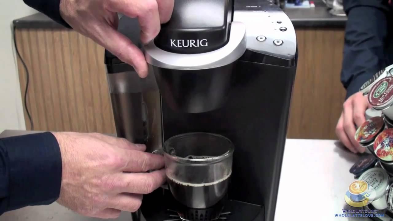 keurig b40 single serve k cup brewer youtube rh youtube com Keurig B30 keurig elite b40 user manual