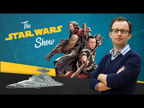 Why Are There No Handrails in Star Wars? How Rogue One Recreated Classic Sets.