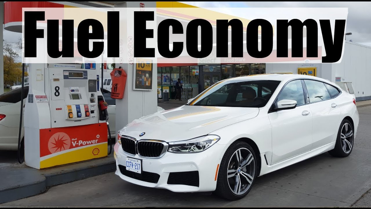 2019 bmw 6-series gt - fuel economy mpg review   fill up costs