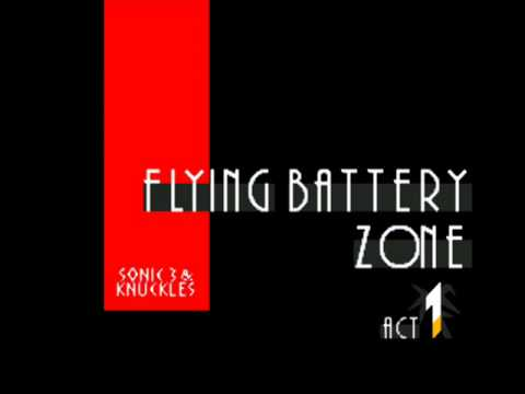 Sonic & Knuckles Music: Flying Battery Zone Act 1 [extended]