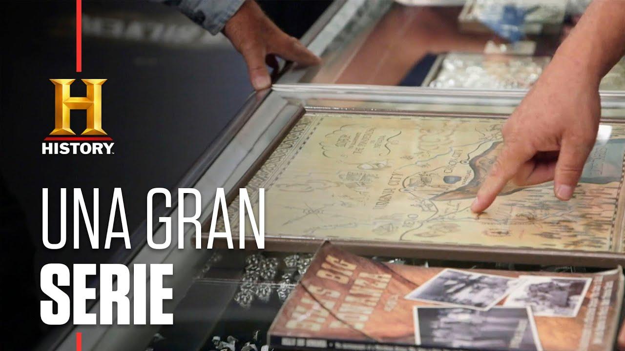 """EL PRECIO DE LA HISTORIA – Afiche firmado de """"Bonanza"""""""