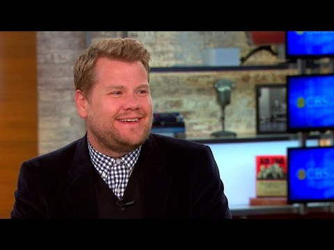 James Corden on 'Late Late Show' growing success