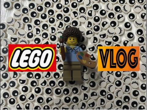 Lego Vlog 39 Day S In The Life Of A Bricklink Store Owner Ebay Sales Stocking The Inventory Youtube