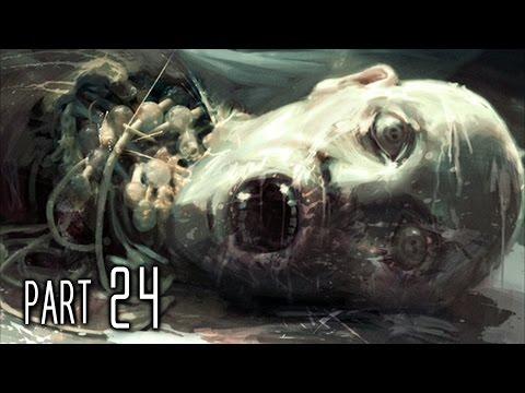Alien Isolation Walkthrough Gameplay Part 24 - Desolation (PS4)