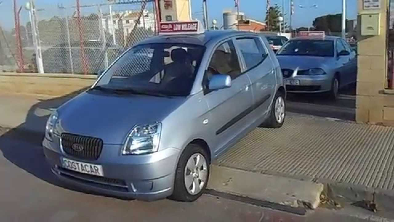 2006 kia picanto lx 4500 youtube. Black Bedroom Furniture Sets. Home Design Ideas