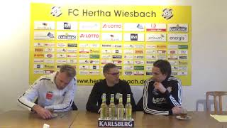 PK FC Hertha Wiebsach : TuS Mechtersheim