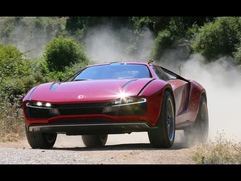 Italdesign Giugiaro Parcour Concept - CAR and DRIVER