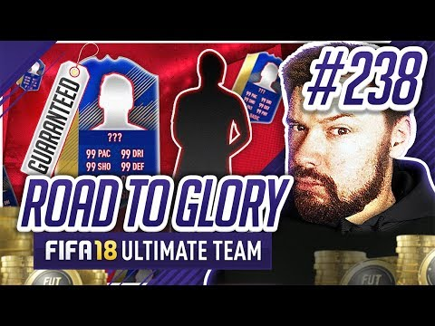 GUARANTEED TOTS IN A PACK! - #FIFA18 Road to Glory! #238 Ultimate Team