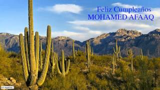 Mohamed Afaaq   Nature & Naturaleza - Happy Birthday