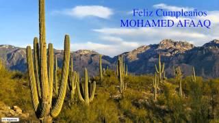 Mohamed Afaaq   Nature & Naturaleza - Happy Birthday