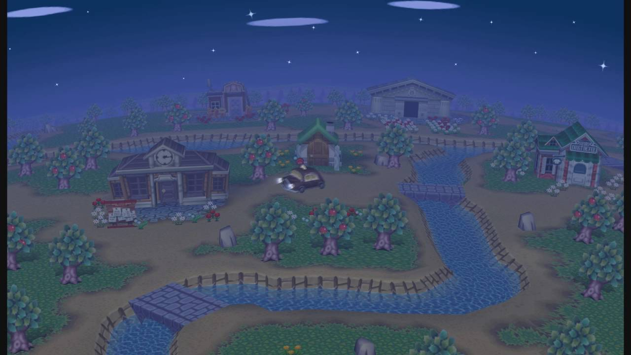 Video Wallpaper Animal Crossing Youtube