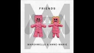 Marshmello & Anne-Marie - Friends (Clean) [Extended]