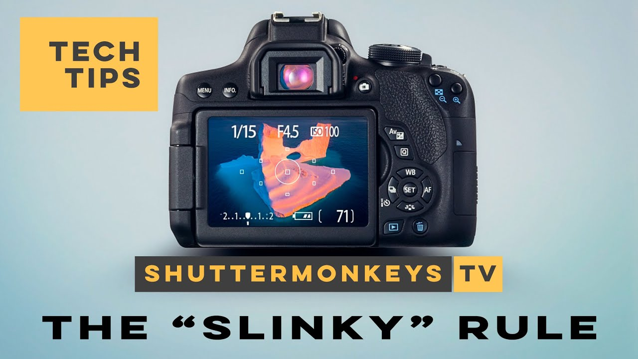 """Process your HDR photos more naturally by applying """"The Slinky Rule"""""""
