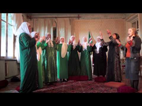 Chechen female zikr : opening