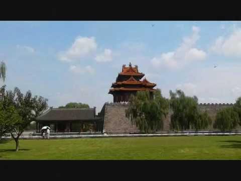 China, Kaifeng visited from my daughter Sara
