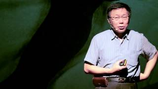 A trauma physician's view on life and death | Wen-Je Ko (柯文哲) | TEDxTaipei 2013