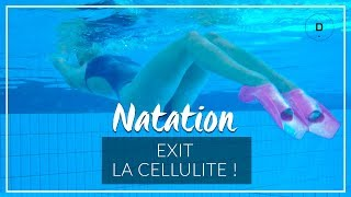 2 exercices de natation anti-cellulite
