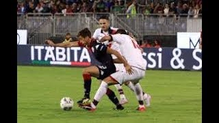 Video Gol Pertandingan Crotone vs Cagliari