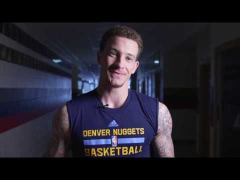 Josh Adams nearly died in a car crash. Now, the ex-Wyoming basketball star is back.