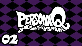 02 Persona Q: Shadow of the Labirynth - Beginning (Persona 3 Side)