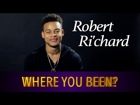 Robert Ri'chard Talks 'Bodyguard' Remake With Ariana Grande  Where You Been?