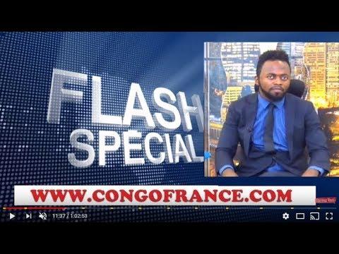 INFO En Direct 06 04 2019 FELIX TSHISEKEDI A CONVAINCU L' ADMINISTRATION AMÉRICAINE + KAMERHE à Coté