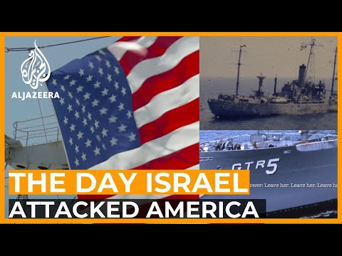 Special Series - The Day Israel Attacked America
