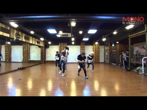 OUCH -  Dance Rehearsal (Mirror Mode + Slow Motion)  [A.cian 에이션]