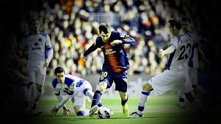 Messi's Signature Move