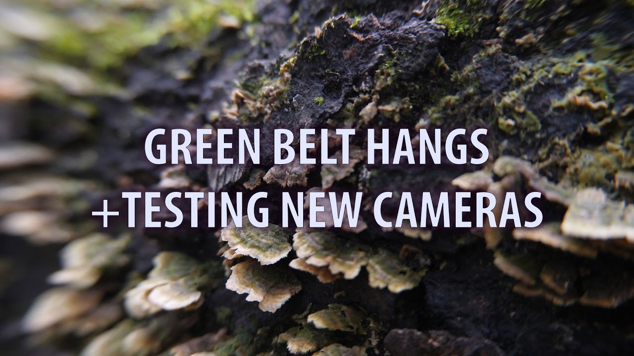GREENBELT HANGS- TESTING LUMIX GH5 & L10X